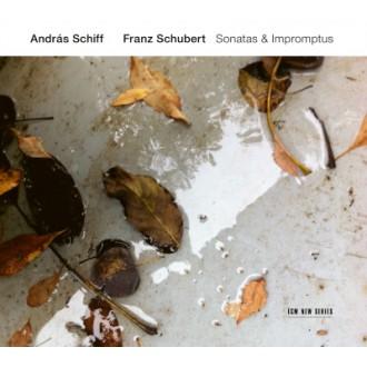★명반백선 212★ 안드라스 쉬프 : 슈베르트 피아노 소나타, 4개의 즉흥곡 외 (2CD)