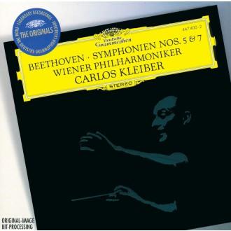 베토벤 : 교향곡 5번 & 7번 / 카를로스 클라이버