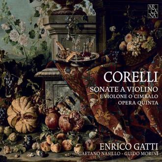 코렐리 : 바이올린 소나타 Op.5 No.1-11 전곡 [디지팩 2CD]