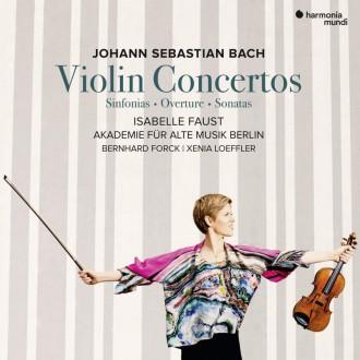 바흐 : 바이올린 협주곡, 관현악 모음곡 등